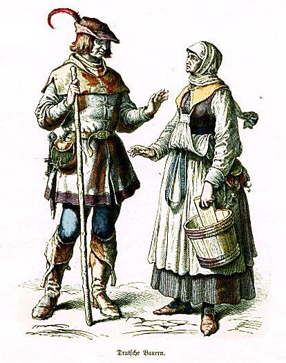 peasant revolts 1524 1526