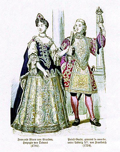 Francoise Marie de Bourbon