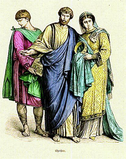 动漫服饰素材欧洲近代