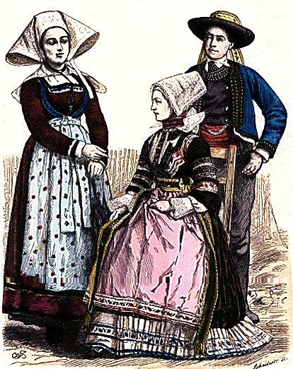 [转贴][出版物插图]《服饰的历史》版画集