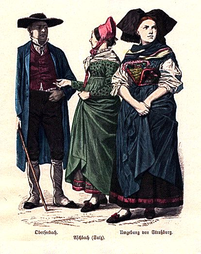 German Dress