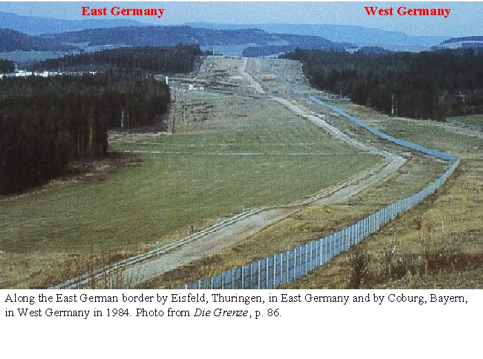 Relic Landscape of the Iron Curtain in Germany: Introduction 2