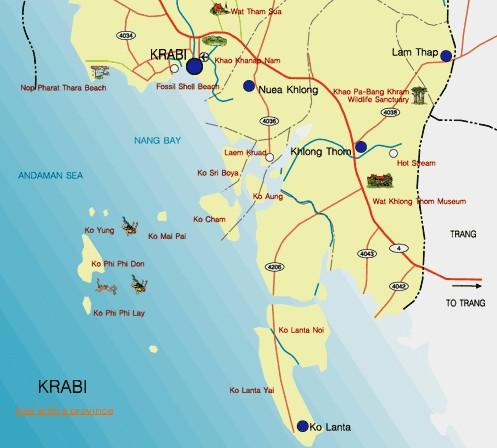 Tower Karst of Peninsular Thailand