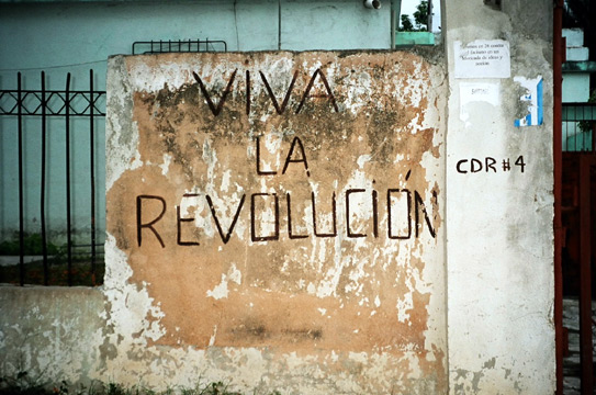 Ce week end? Viva-la-revolucion