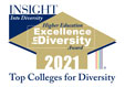SIUE Receives Insight Into Diversity Higher Education Excellence in Diversity (HEED) Award
