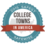 50 Safest College Towns in America