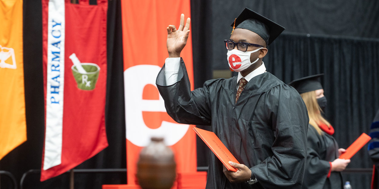 Participating in Commencement