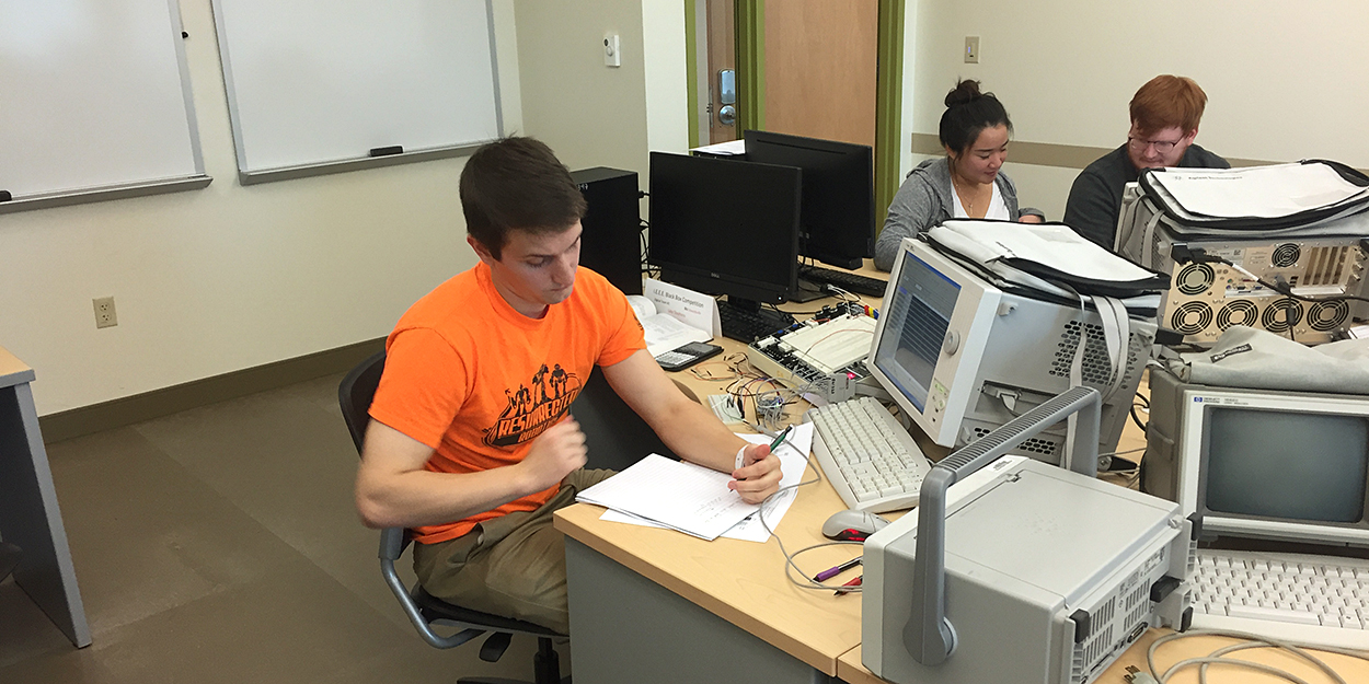 Electrical and Computer Engineering Degrees and Programs