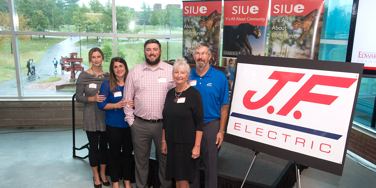 JF - Electric SIUE School of Engineering Alumni and Giving