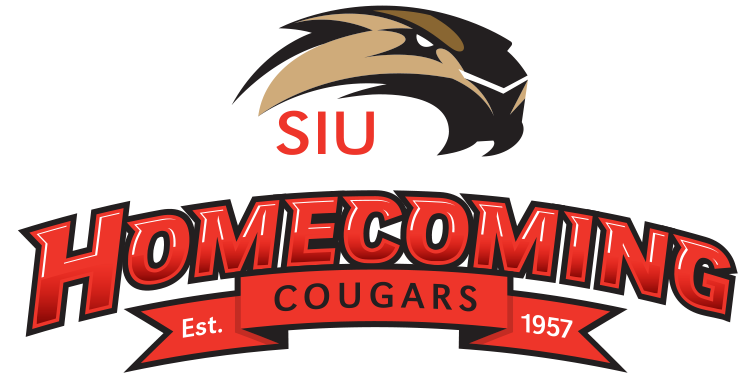 SIUE Cougar Logo - Homecoming - Est. 1957