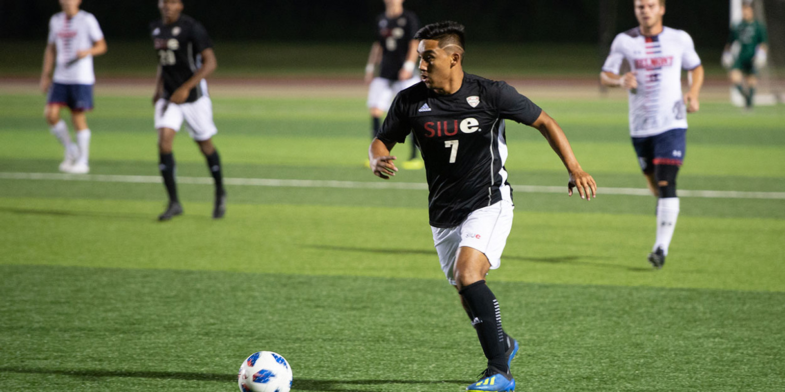 SIUE Men's Soccer player.