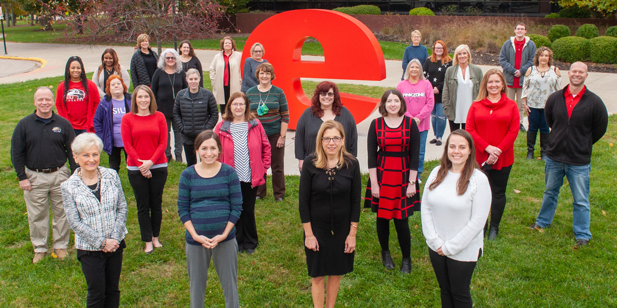 Registrar Staff at SIUE