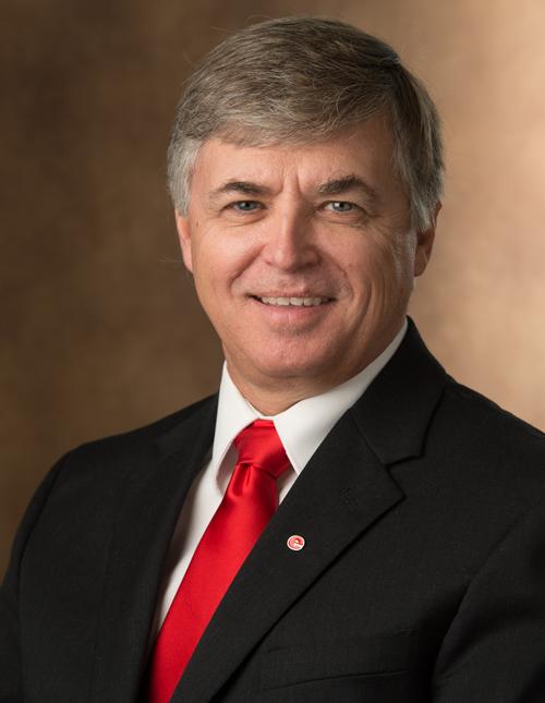Randy Pembrook, SIUE Chancellor