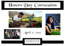 Honors Day 2010 logo