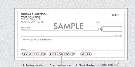 bursar payments payment options