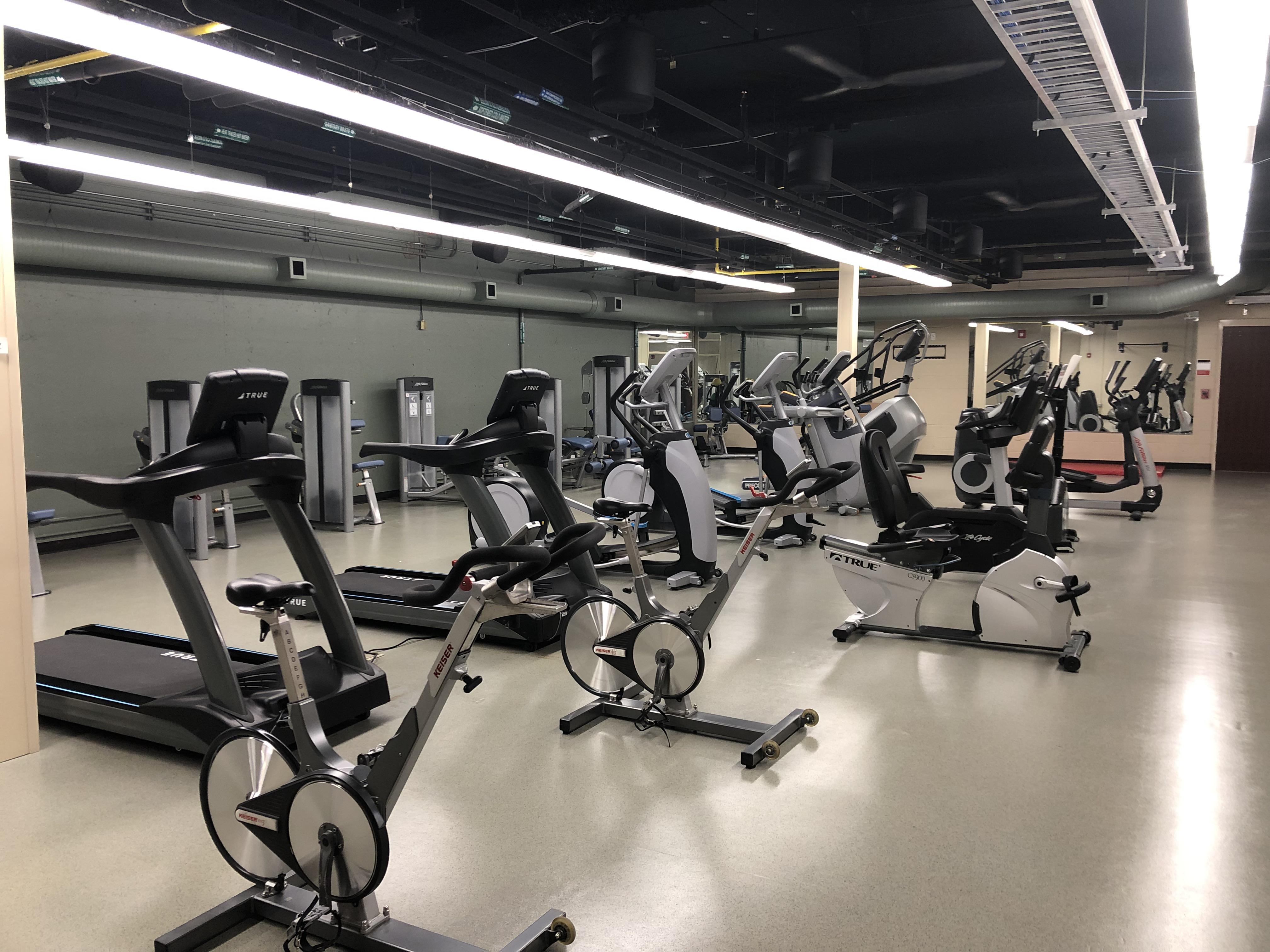 Fitness Zone | Dental School