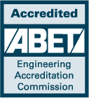 Engineering Accredited through ABET