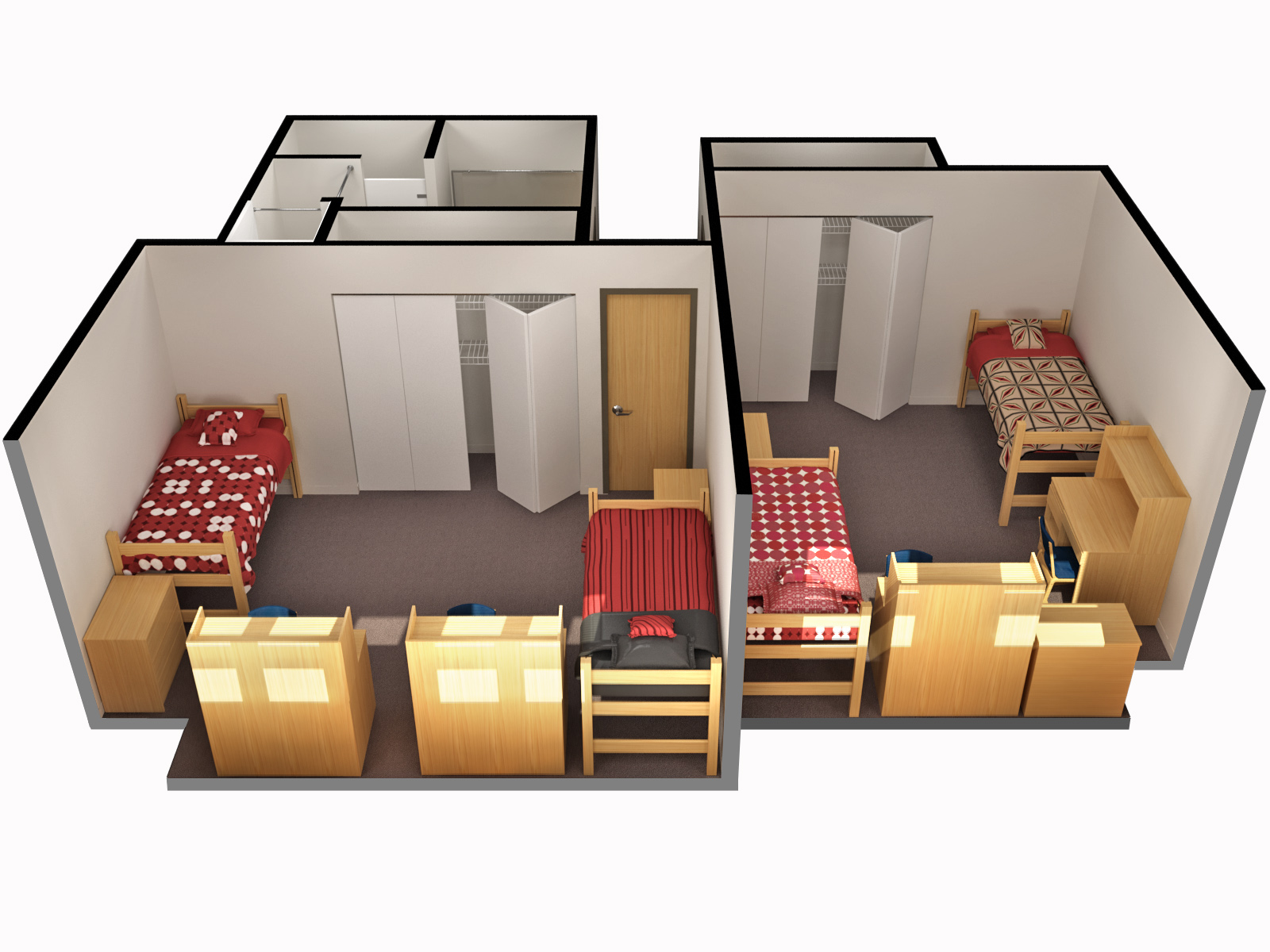 Dorm room dimensions-3569