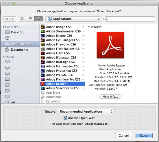 Adobe PDF Viewer Issue