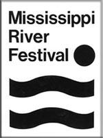 Mississippi River Festival logo