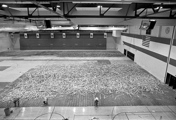 Replacing The Vadalabene Floor