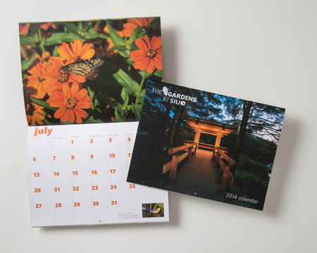 The Gardens at SIUE Calendar