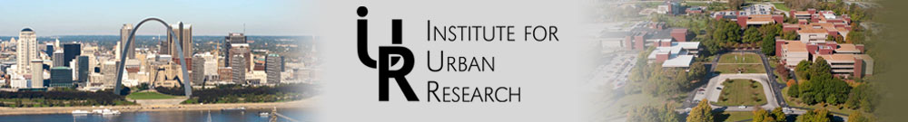 Insitutue of Urban Research Header