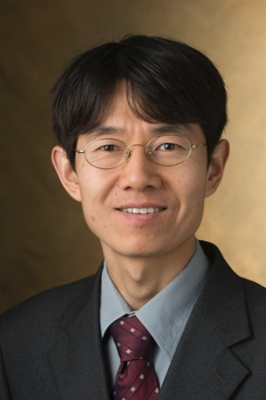 Soondo Kweon, assistant professor of mechanical engineering