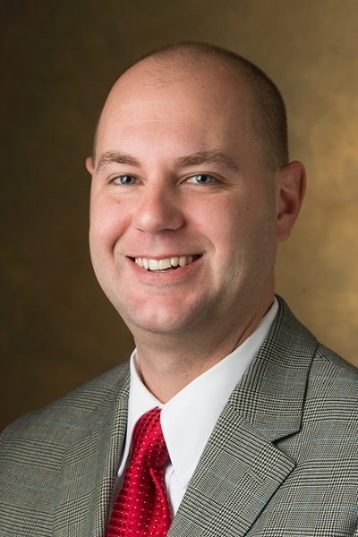 Keith Becherer promoted to director of Campus Recreation at SIUE