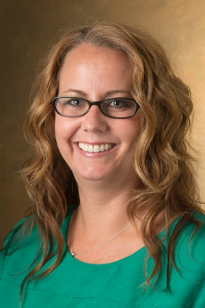 Lisa Lubsch, clinical associate professor in the SIUE School of Pharmacy
