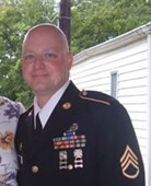 Richard Copple is a veteran of the U.S. Army.