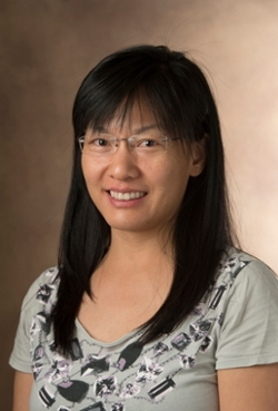 Yan Qi, PhD, assistant professor in the SIUE Department of Civil Engineering.