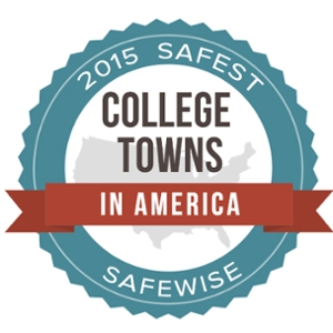 Safest College Towns