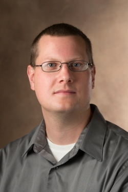 Timothy York, PhD, assistant professor of electrical and computer engineering