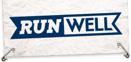 RunWell Logo