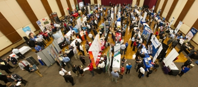 SIUE Spring Career Fairs