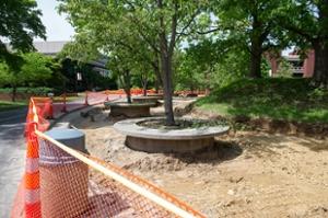 Stratton Quadrangle Construction