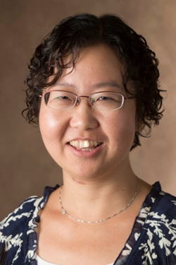 Huaibo Xin, DrPH, MPH, assistant professor and Public Health program director.