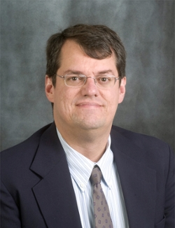 Brad Cross, P.E., S.E., PhD, chair and professor in the Department of Civil Engineering in the SIUE School of Engineering.