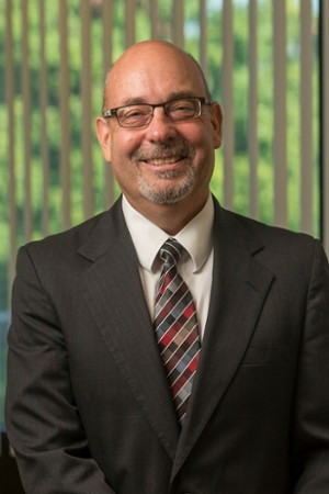 Gregory Budzban, PhD, dean of the SIUE College of Arts and Sciences.