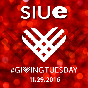 SIUE joins the global GivingTuesday movement