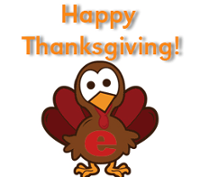 Happy Thanksgiving from SIUE