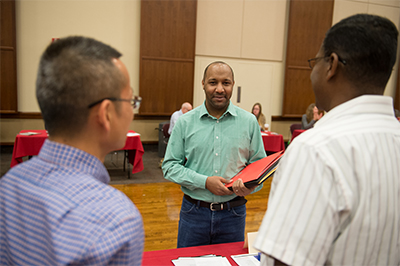 Siue graduate admissions hosts open house for prospective - University of illinois admissions office ...