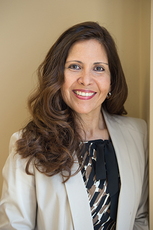 Silvia Torres Bowman, director of the Illinois ITC.