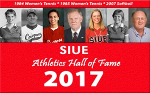 SIUE Cougars 2017 Hall of Fame Inductees