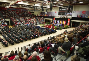 Vadalabene Center Commencement