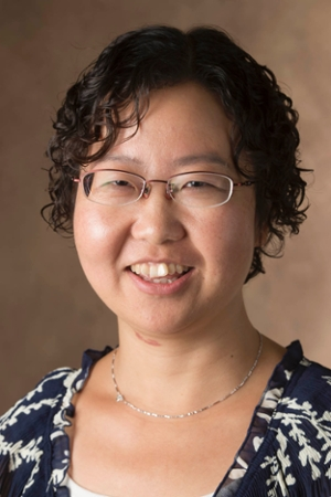 Huaibo Xin, DrPH, program director and associate professor in SIUE's public health program.