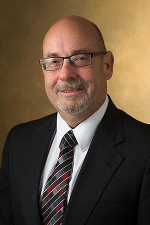 SIUE College of Arts and Sciences Dean Greg Budzban, PhD.