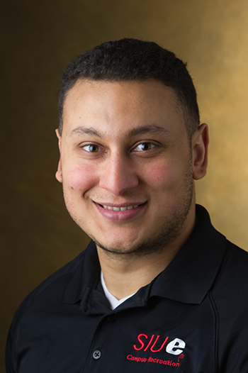 SIUE graduate student Amr Metwali.