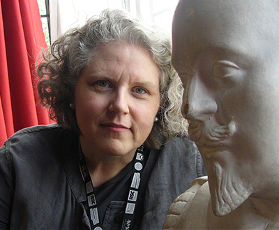 Johanna Schmitz, PhD, professor of theater history in the SIUE College of Arts and Sciences.
